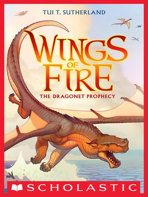 cover image of The Dragonet Prophecy